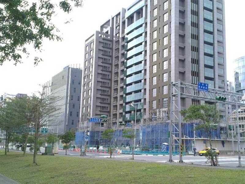 內湖五期總部大樓01