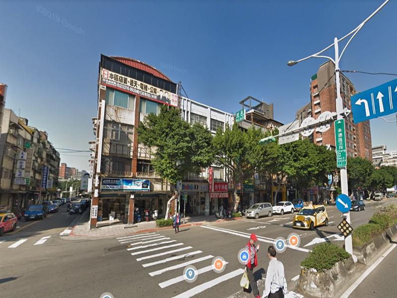 台北火車站整棟 (2)