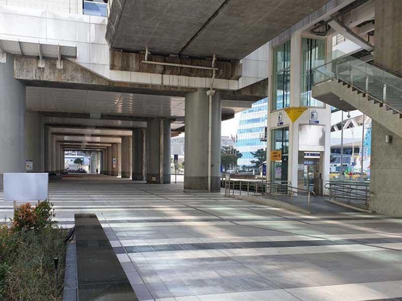 南軟捷運站出口全新辦公 (4)