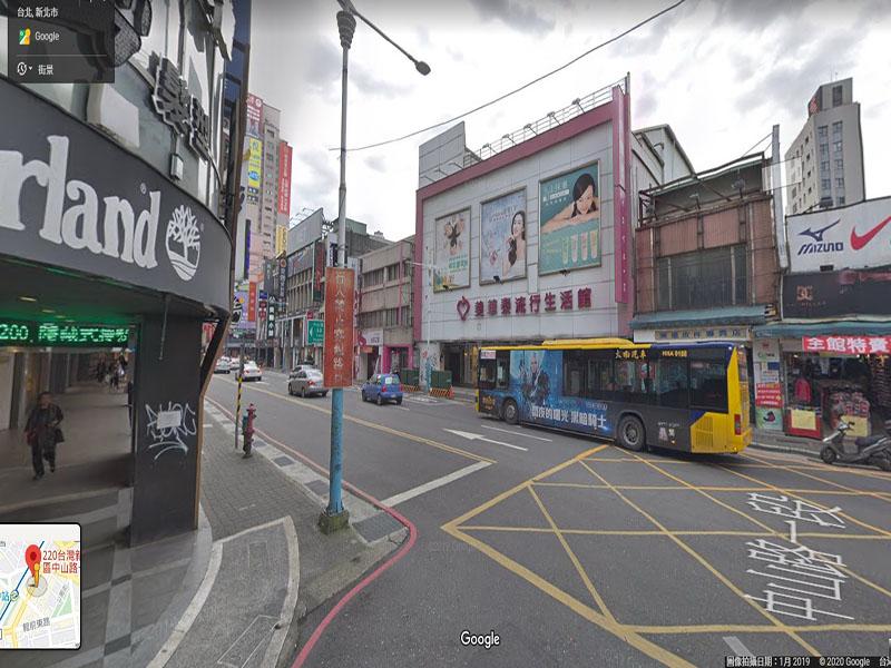 板橋府中商圈金店 (1)